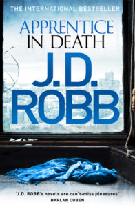 Review: Apprentice In Death (ARC) by J.D. Robb