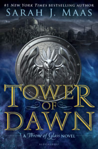 Review: Tower of Dawn by Sarah J. Maas