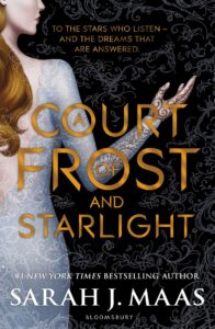 Book Review: A Court of Frost and Starlight by Sarah J. Maas