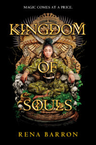 Kingdom of Souls blog tour: Review + Favourite Quotes + Giveaway